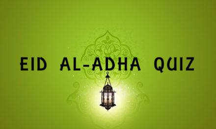 Eid Al-Adha Quiz
